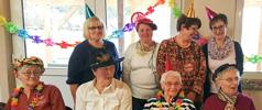 Karnevalistischer Seniorenkaffee